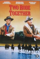 TWO RODE TOGETHER  -  DVD