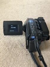 Quasar VM-L152 VHSC Palmcorder Camcorder with charger, batteries and sealed tape