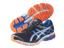 ASICS Men's Gel-Pulse 7, Black/Lighting/Electric Blue, 9.5…