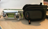 Canon Powershot A470 Digital Compact (Green) 7.1mp 3.4x Zoom