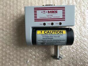 MKS Type 685 Convection Gauge Transducer