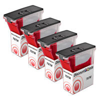 4p 797-M Red Ink Cartridge for Pitney Bowes K7M0 Inkjet