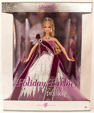 ✨Blonde 2005 Holiday Barbie Doll by Bob Mackie - Pristine Condition Nrfb ✨