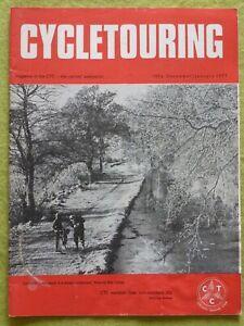 CYCLETOURING / DEC JAN 1977 / TWIXT THAMES AND AVON