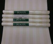 Stripe Wallpaper Beige Cream #7857866 (Lot of 4 Double Rolls)