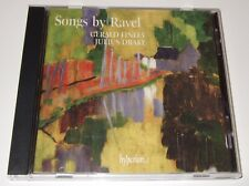 Songs by Ravel (CD, 2009, Hyperion) Gerald Finley, Julius Drake