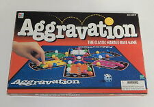 Aggravation The Classic Marble Race Board Game 1999 Complete R11411