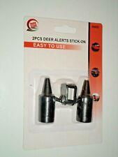 """Deer Whistles (2)Wildlife Warning Devices """"Help avoid vehicle/deer accidents"""""""