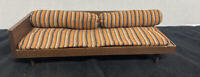 Vintage Mattel Modern Studio Bed Couch Bolsters Cushion Mid Century Barbie Doll