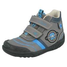 Scarpe Stivali grigio per bambini dai 2 ai 16 anni