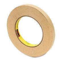 Scotch High-Performance Masking Tape, 1/2 x 60 yards, 3 Core, RL - MMM23212