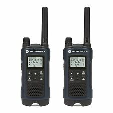 Motorola Talkabout T460 Two-way Radio - 22 X Gmrs/frs, Uhf - 184800 Ft