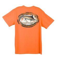 Guy Harvey Men's Ovalteen Vintage T-Shirt
