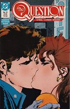 DC Comics! The Question! Issue 12!