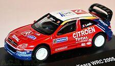 Citroen Xsara WRC 2005 total #3 Loeb 1: 87 SCHUCO