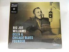 Big Joe Williams, - Delta + Chigago Blues Founder CD NEU & OVP 600753020302