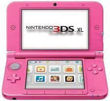 Consoles de jeux vidéo rouge DSi XL