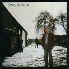 David Gilmour [Reissue] by David Gilmour (CD, Aug-2006, EMI Music Distribution)