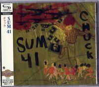 SUM 41-CHUCK-JAPAN SHM-CD BONUS TRACK D50
