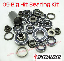 - New - Specialized 09 Big Hit Bearing Kit - 9899-5090