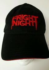 Fright Night Movie Theater Promo Embroidered Adjustable Hat