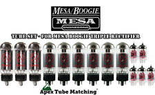 Tube Set for Mesa/Boogie Triple Rectifier JJ Electronics/TESTLA valves