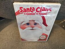 Santa Claus Is Comin to Town (DVD, 2010)