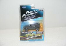 NIP JADA TOY FAST & FURIOUS BUILD N COLLECT DECKER'S FAST ATTACK DIE CAST CAR