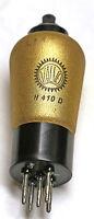 1 Röhre Valvo H410D = RES094 Wehrmachtröhre Elektronenröhre geprüft NOS BL330