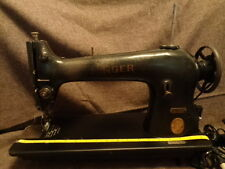 SINGER 96-10 SEWING MACHINE SUPER HEAVY DUTY LEATHER