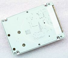 """2.5"""" PATA 2.5"""" IDE to MINI PCIE mSATA SSD adapter card with  case"""