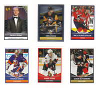 2016-17 Panini Hockey Stickers - Base Cards - Pick From Sticker Card #'s 1-250