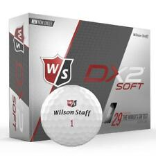 Wilson Staff 2018 Dx2 Soft 29 Compression Golf Balls 1 Dozen (White)