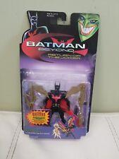 BATMAN BEYOND RETUR OF THE JOKER GOTHAM KNIGHT BATMAN FIGURE HASBRO 2000 !!NIB!!