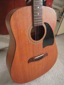 Very Good! Oscar Schmidt OG-2M Mahogany, Dreadnought Acoustic Guitar!