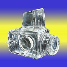 Hasselblad 500C/M Crystal Camera #179, Swedish Crystal Full-Size Model boxed,new