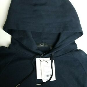 NWT THEORY Mens Otto Eclipse Organic Thermal Hoodie Size XLarge