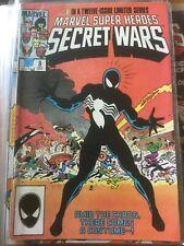 Marvel Super-Heroes Secret Wars #8 (Dec 1984, Marvel)
