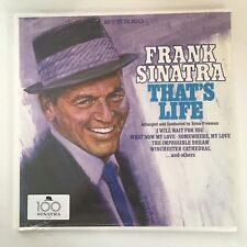 Frank Sinatra - That's Life LP Sealed Sinatra Signature 100