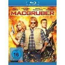 MacGruber Blu-ray DVD Video