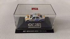 Voiture Miniature Herpa « Mercedes-Benz 190 E 2.5-16 Jet » 1/87 Très Bon Etat.
