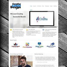 CreativeLogoDesigns.co.uk - Website Internet Business For Sale Logo Design