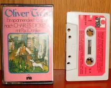 MC Hörspiel Oliver Twist ariola Hörbuch Kassette