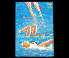 Stamps Brazil 1993 South American Water Sports Championship 邮票巴西1993南美水上运动冠军