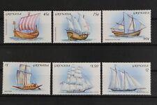Grenada, Schiffe, MiNr. 4703-4708, postfrisch / MNH - 627849