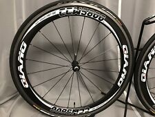 nice QLANO CCW 5800 carbon wheelset Laufräder clincher 11sp Campa never crashed