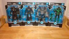 McFarlane DC Multiverse Dark Knight Metal Batman Earth 1,32,44 & Grim Knight Lot