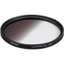 Tiffen 72mm Color Graduated 0.6 Neutral Density Lens Filter - NEW - 72CGND6
