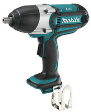 "MAKITA 18V LITHIUM ION CORDLESS 1/2"" IMPACT WRENCH XWT04Z BTW450Z DTW450Z BARE"