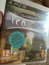Ico & Shadow of the Colossus  HD COLLECTION PLAYSTATION 3 PAL ITALIANO NUOVO NEW